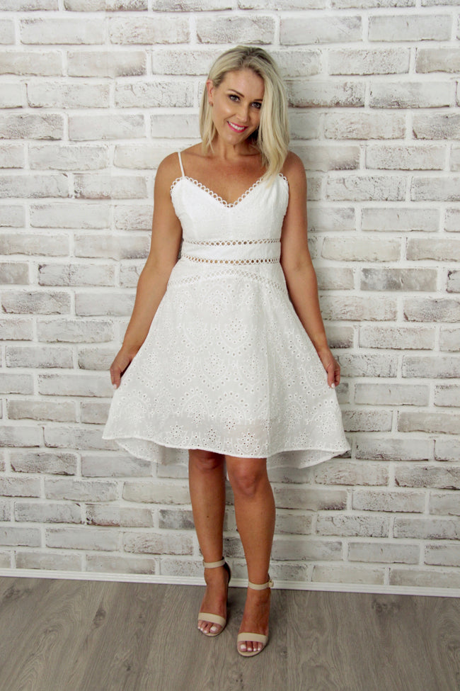Evie Lace Dress
