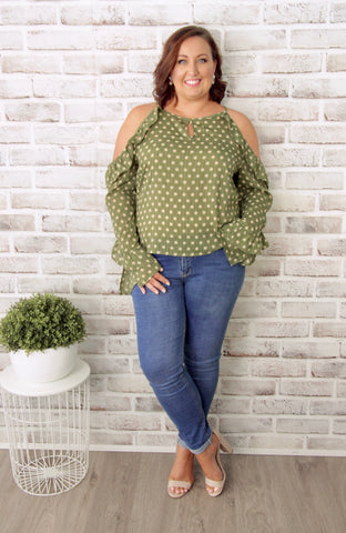 Empire Top in Fern