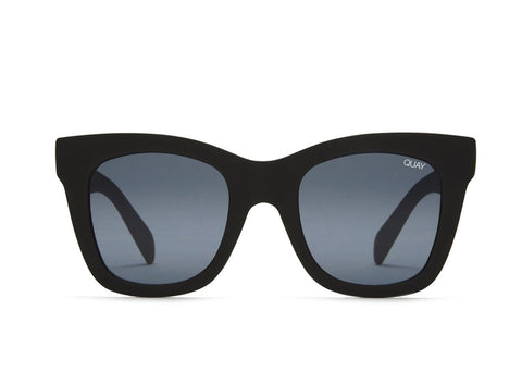 Quay Eyewear - After Hours (Black/Smoke)