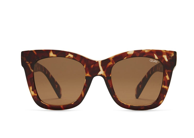 Quay Eyewear - After Hours in Tort/Brown
