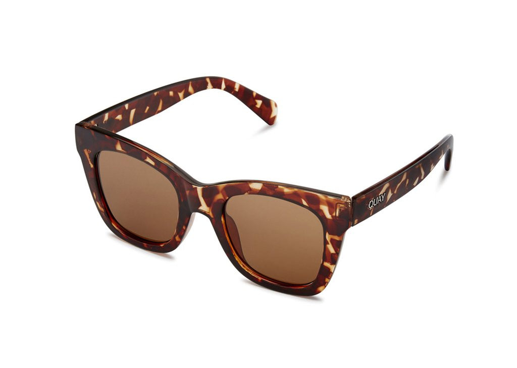 Quay Eyewear - After Hours (Tort/Brown)