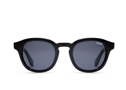 Quay Eyewear - Walk On (Black/Smoke)