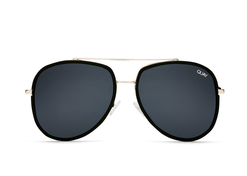 Quay Eyewear - Needing Fame (Black/Smoke)