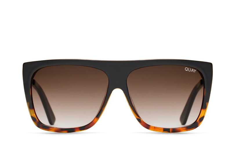 Quay Eyewear - OTL II in Tort/Brown