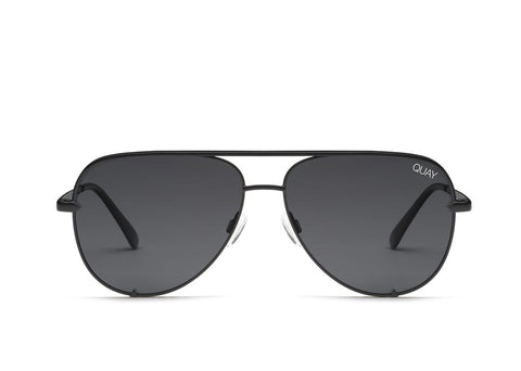Quay Eyewear - High Key Mini (Black/Smoke)