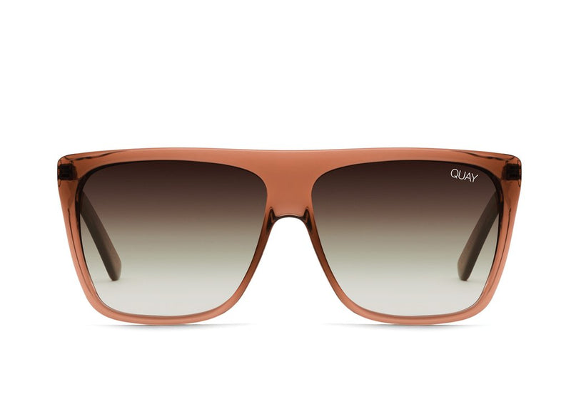 Quay Eyewear - OTL II in Coffee/Brown