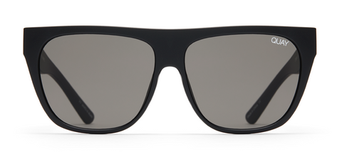 Quay Eyewear - Drama By Day (Black/Smoke)