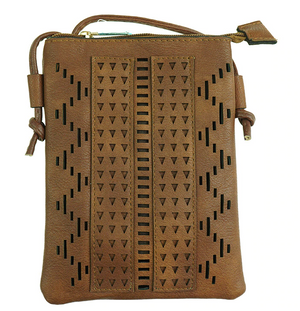 Lush Sling Bag in Tan