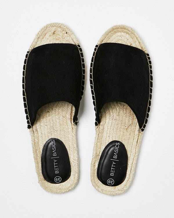 Gypsy Slides in Black
