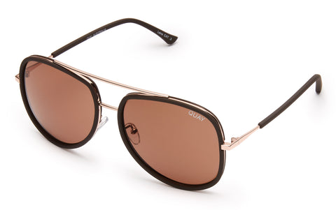 Quay Eyewear - Needing Fame (Choc/Brown)