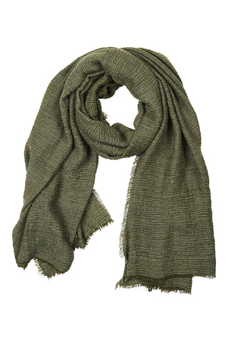 Mercia Scarf in Olive