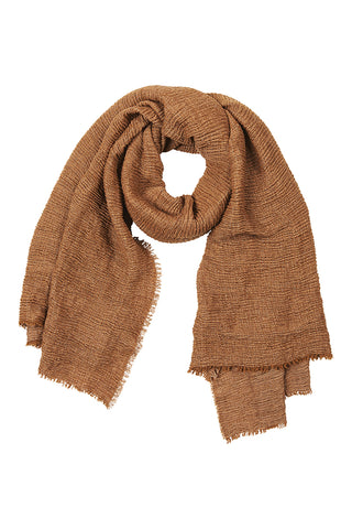 Mercia Scarf in Tobacco
