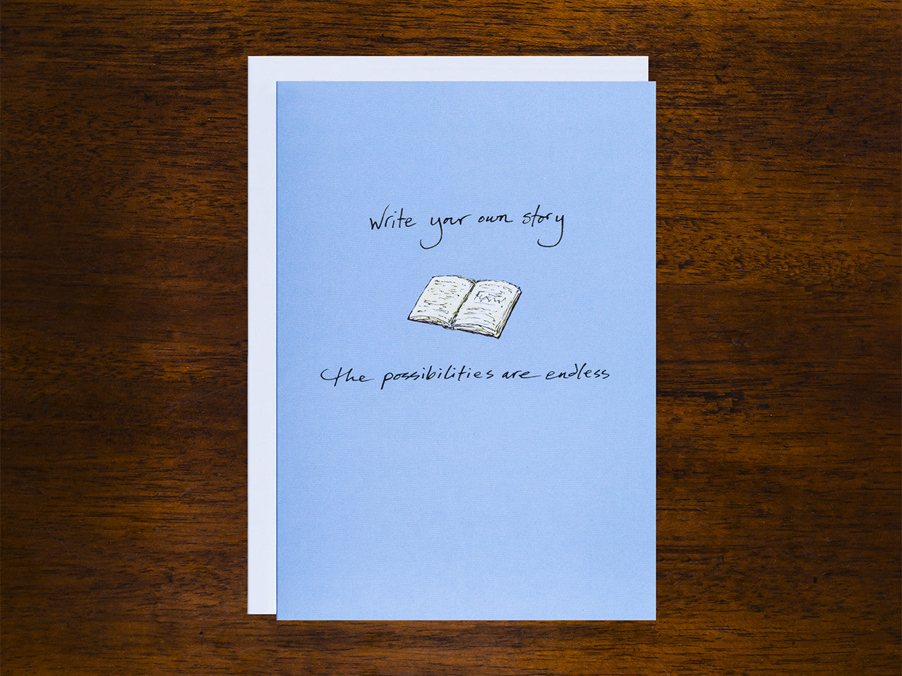 Write Your Own Story Card