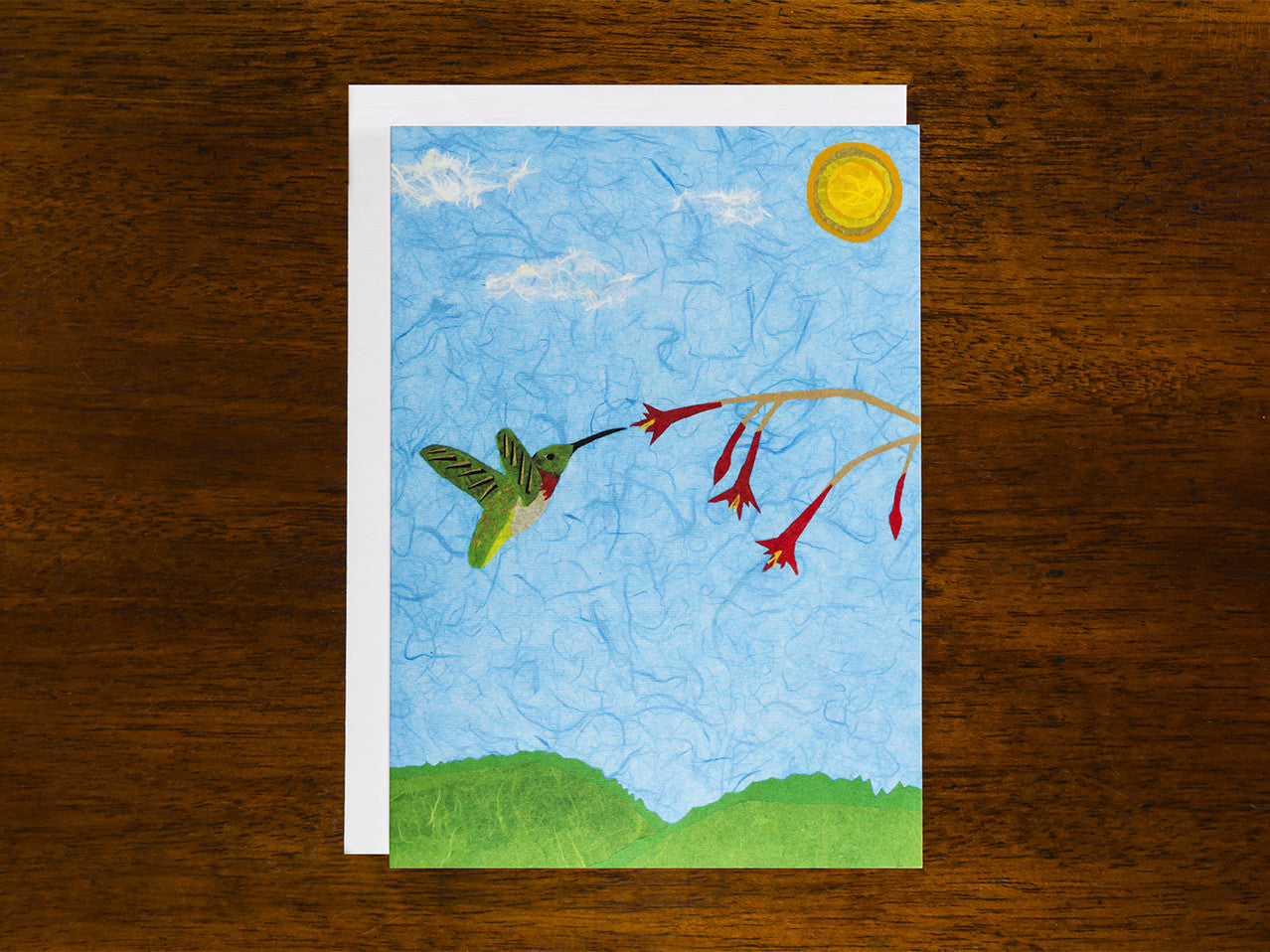 Hummingbird I Card