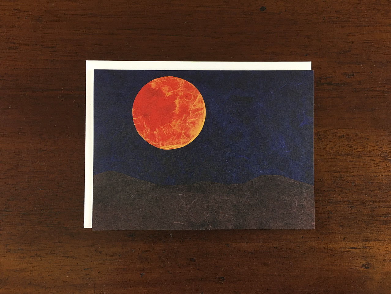 Blood Moon Card