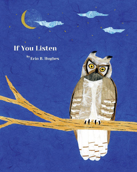 If You Listen Picture Book