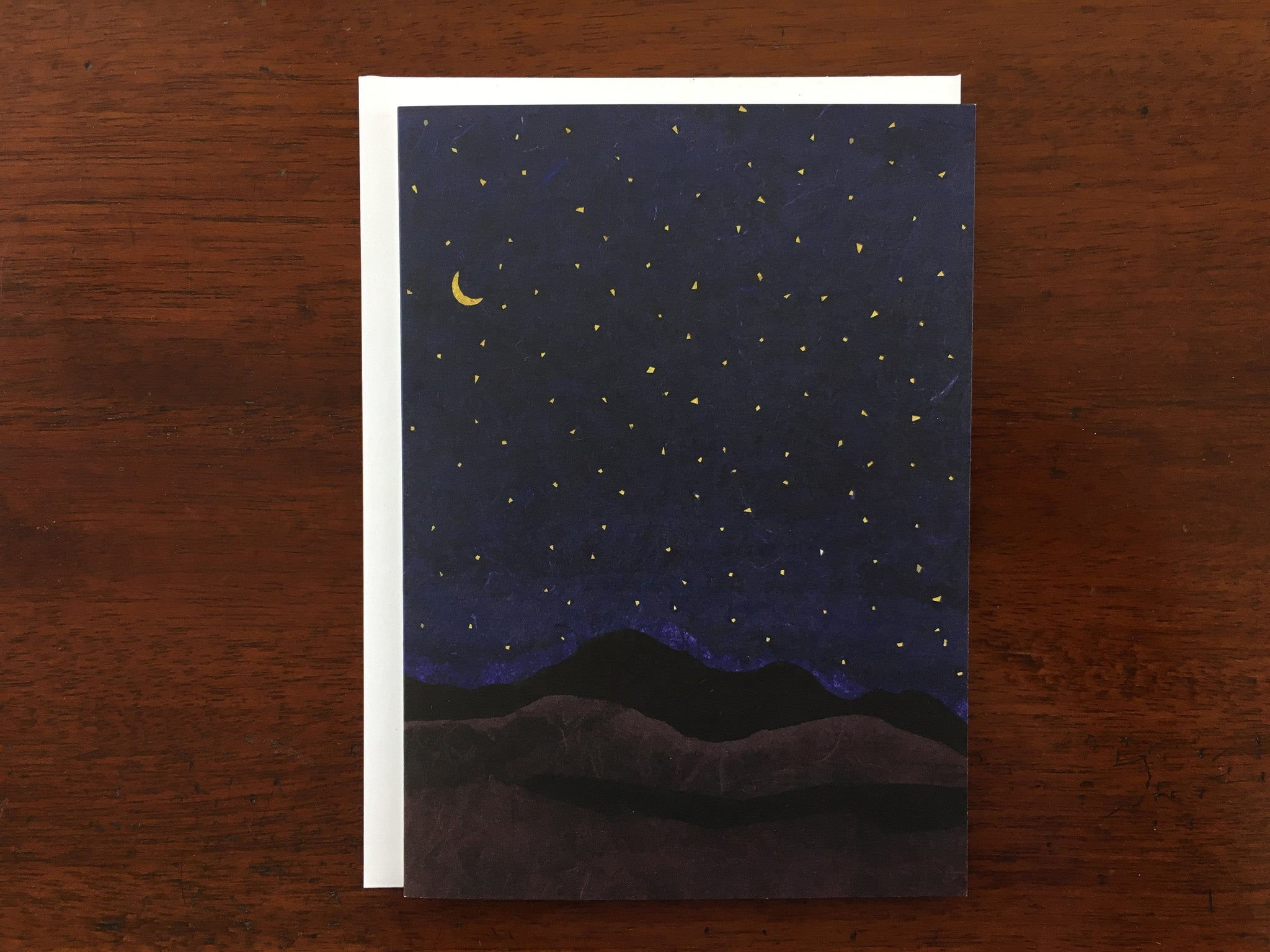 WS - Night Sky Card