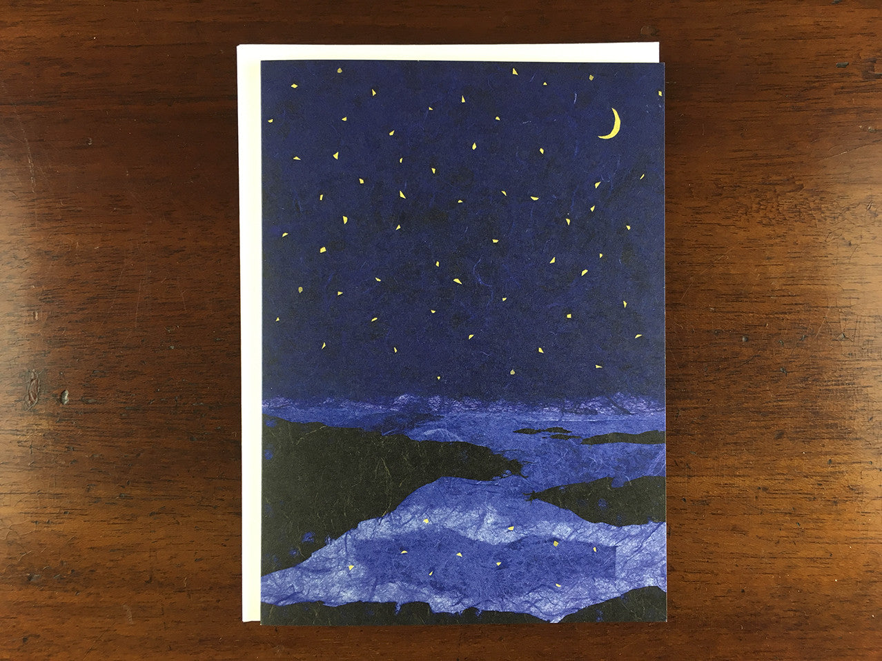 WS - From the Tide Pools to the Stars Card