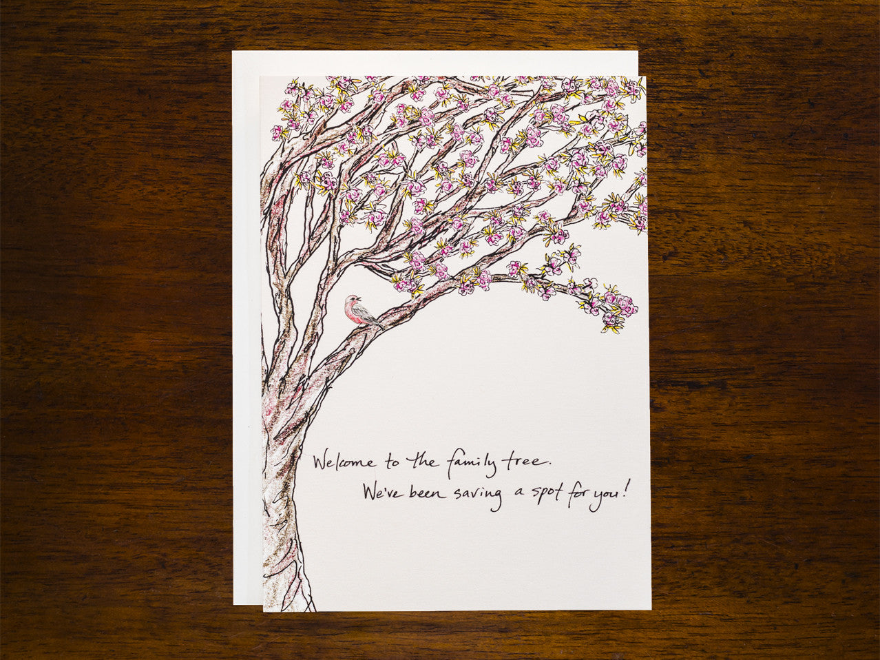 Welcome to the Family Tree Card