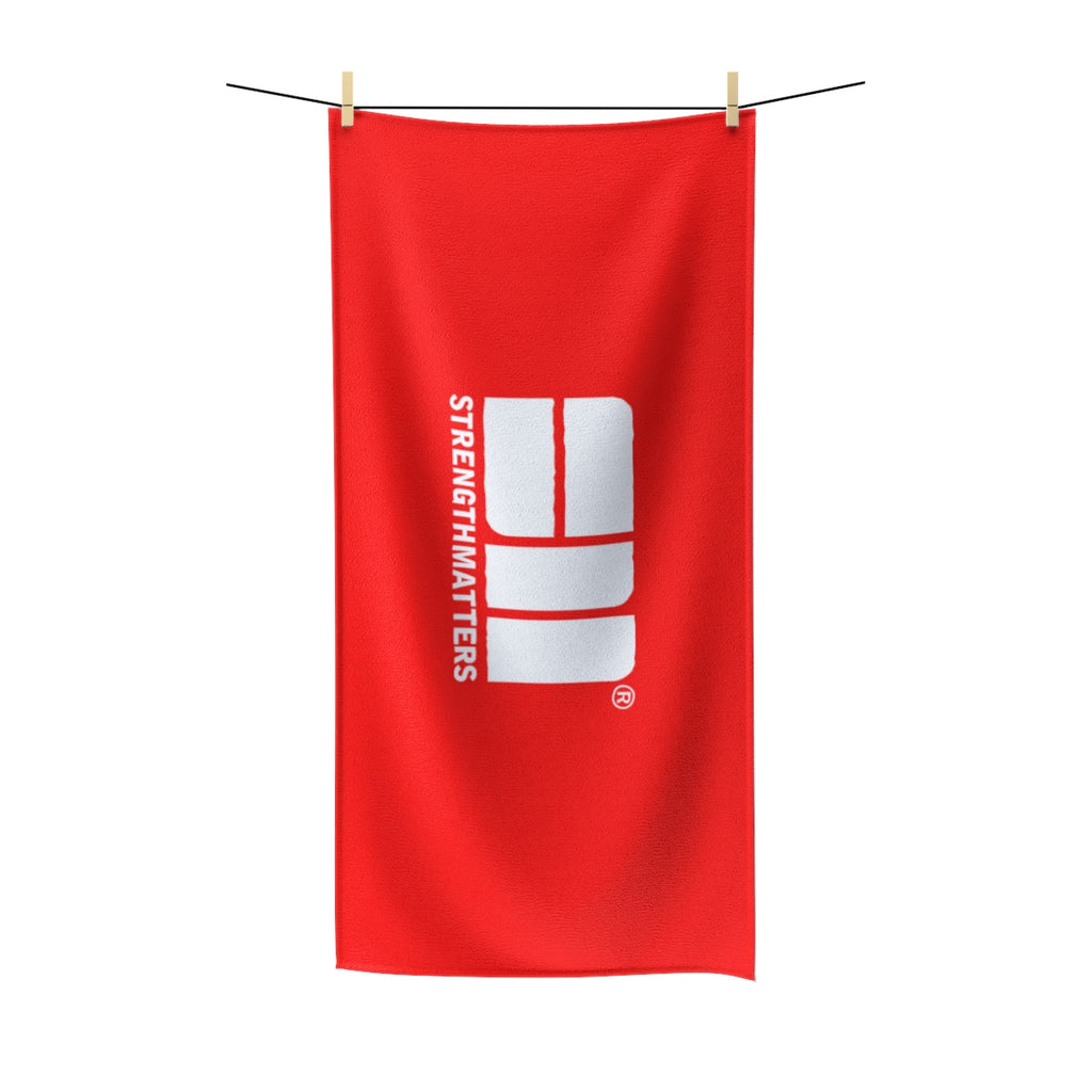 Strength Matters Towels (Red)