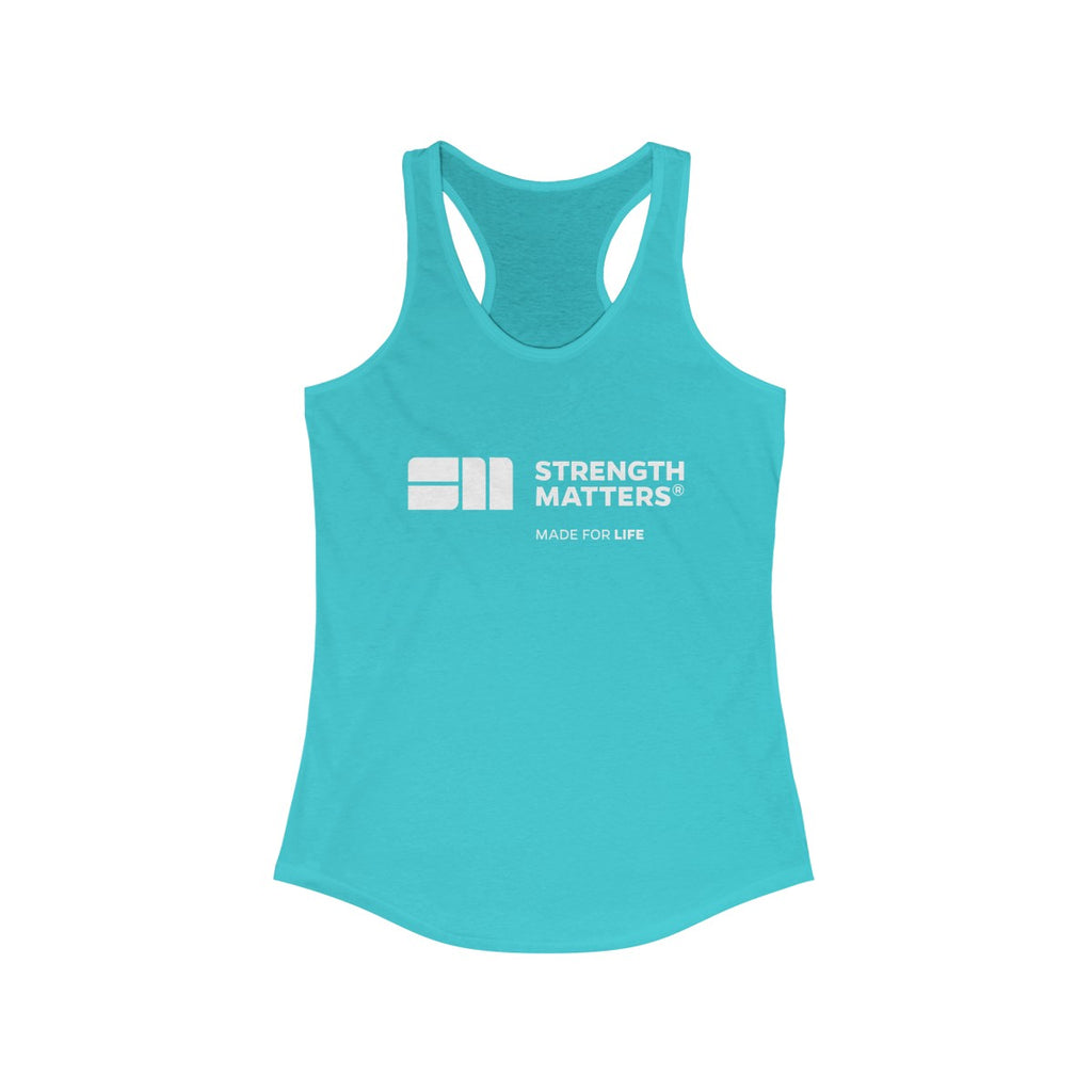 Women's Made For Life Racerback Tank