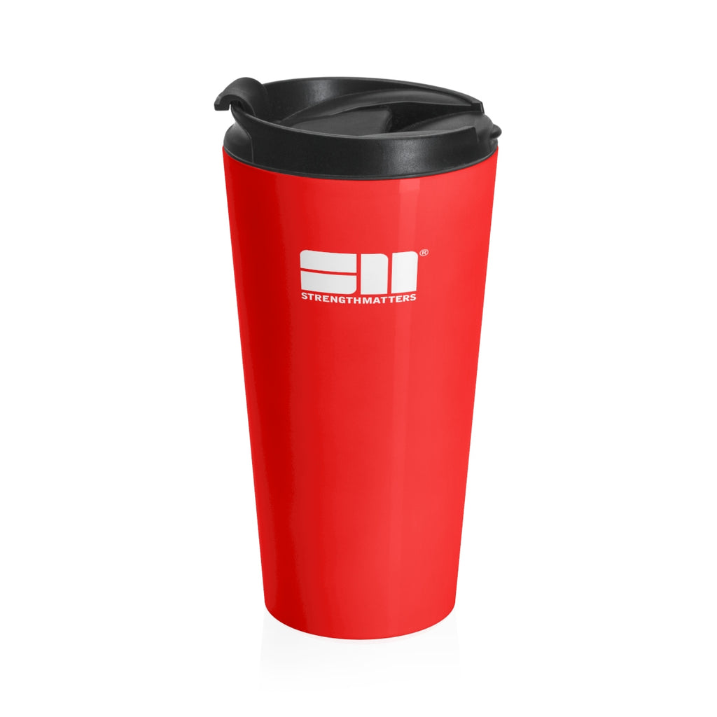 Strength Matters Travel Mug