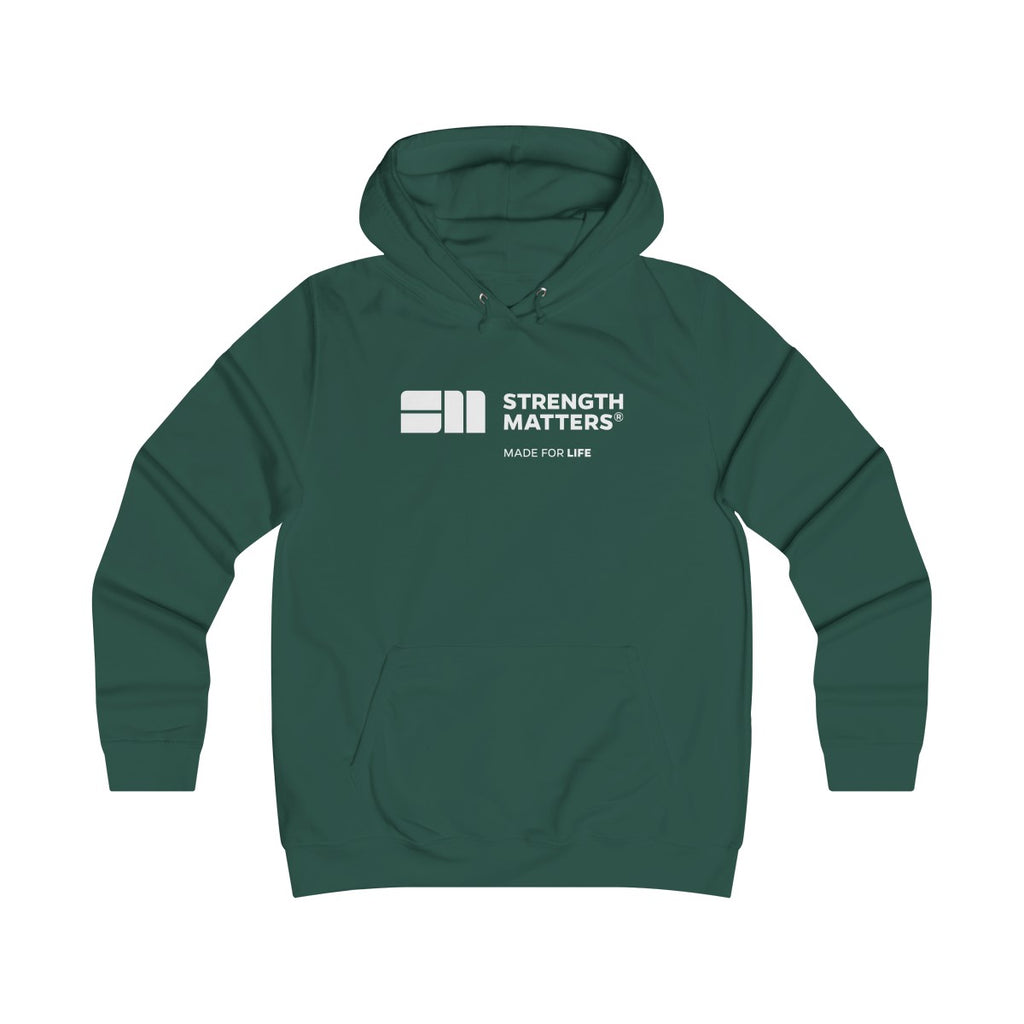 Women's College Made For Life Hoodie