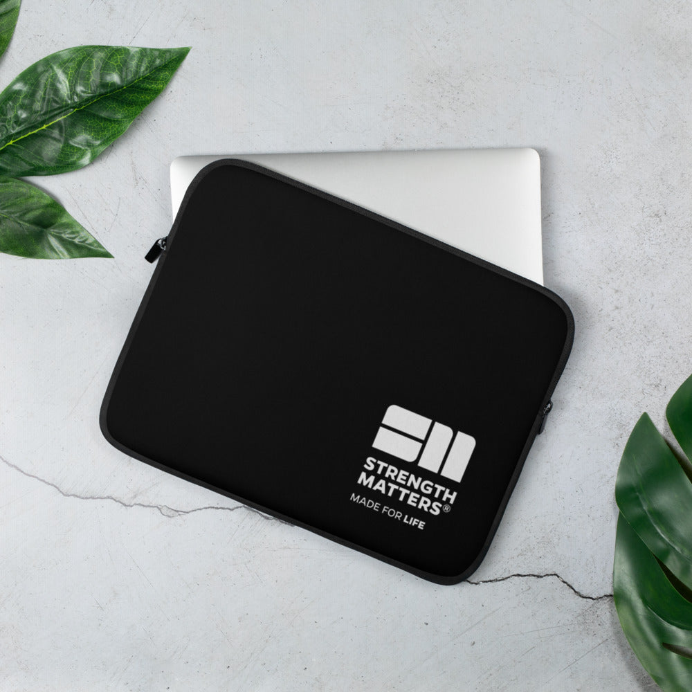 Strength Matters Laptop Sleeve