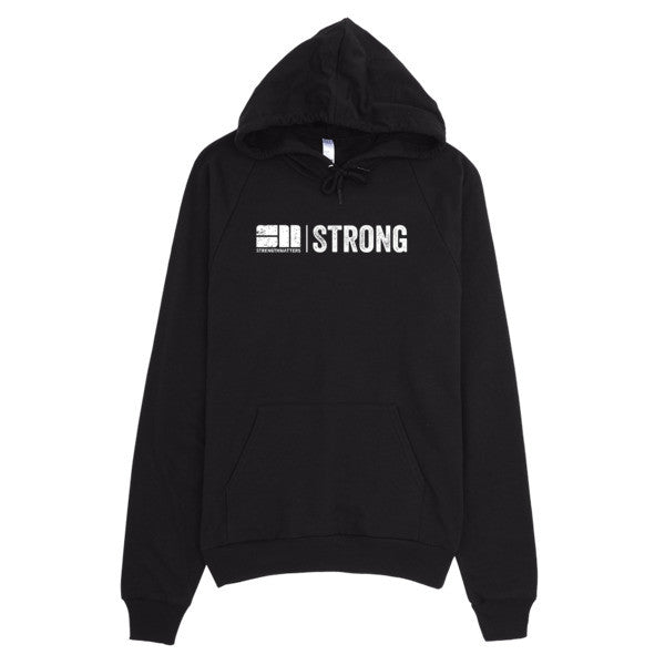 Strength Matters Strong Hoodie (Unisex)