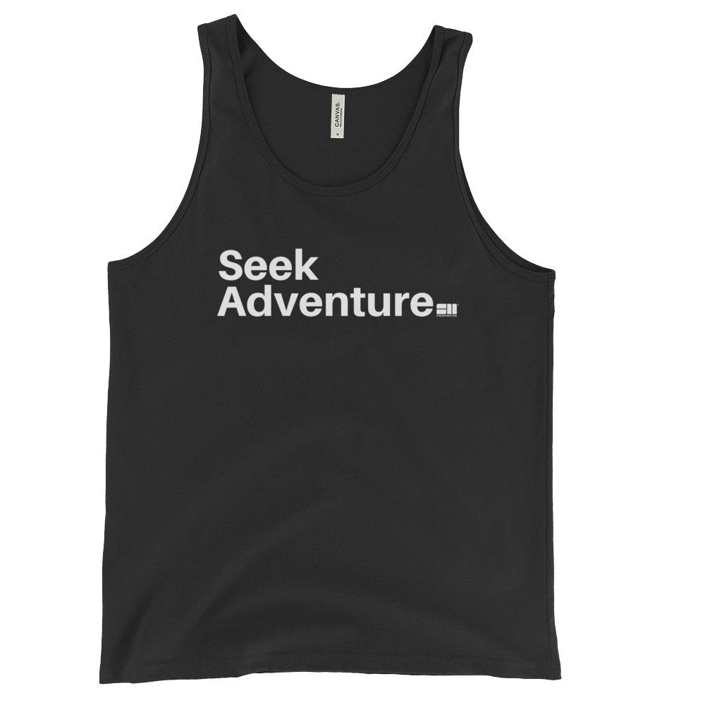 Seek Adventure Mens Tank Top