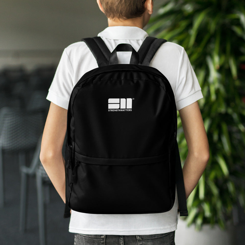 Strength Matters Classic Backpack
