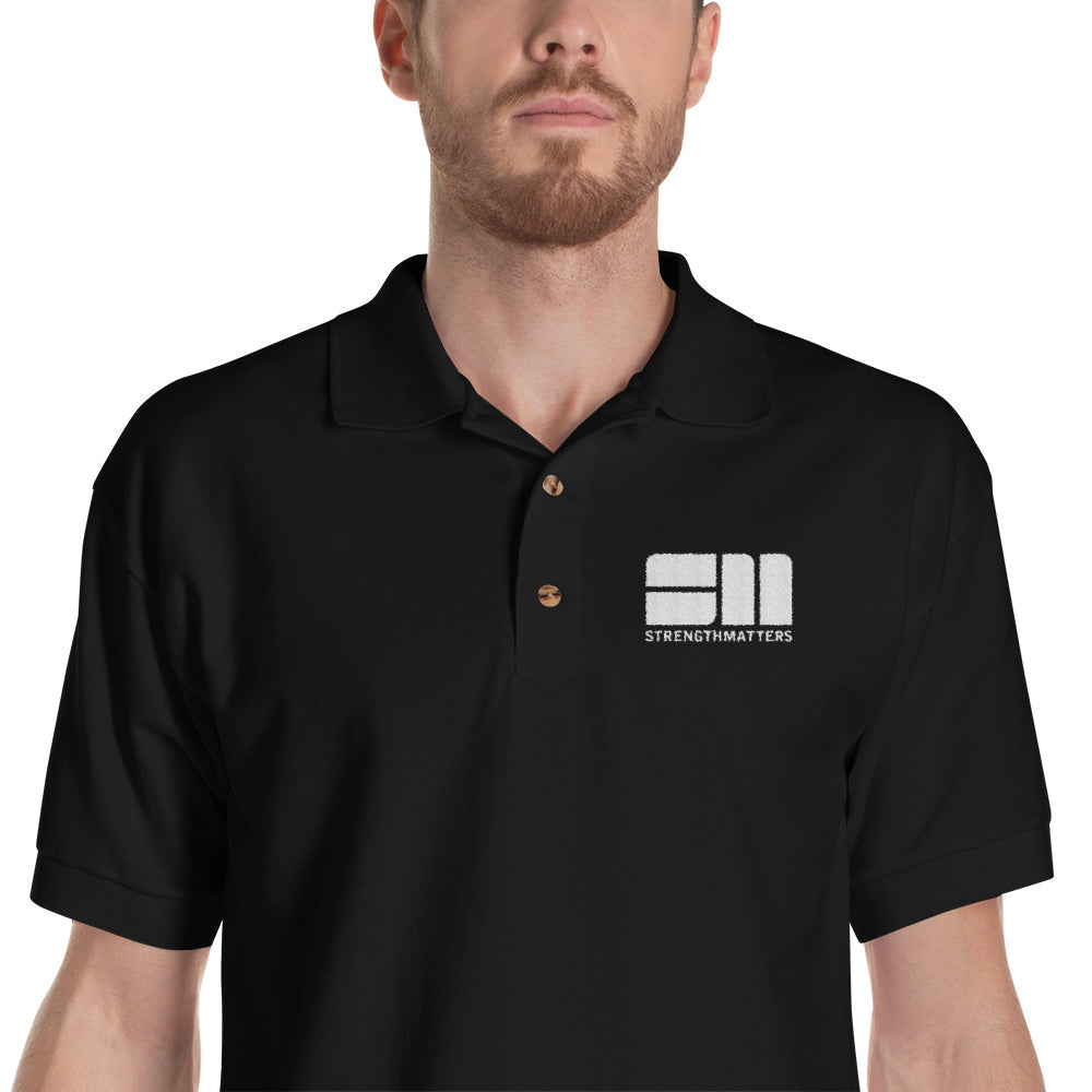 Strength Matters Polo Shirt