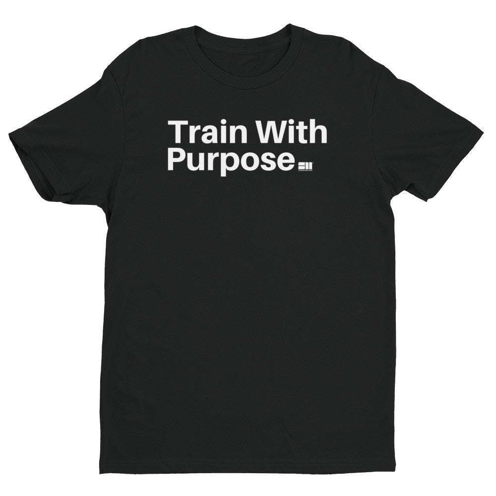 Train With Purpose Short Sleeve Men's T-Shirt