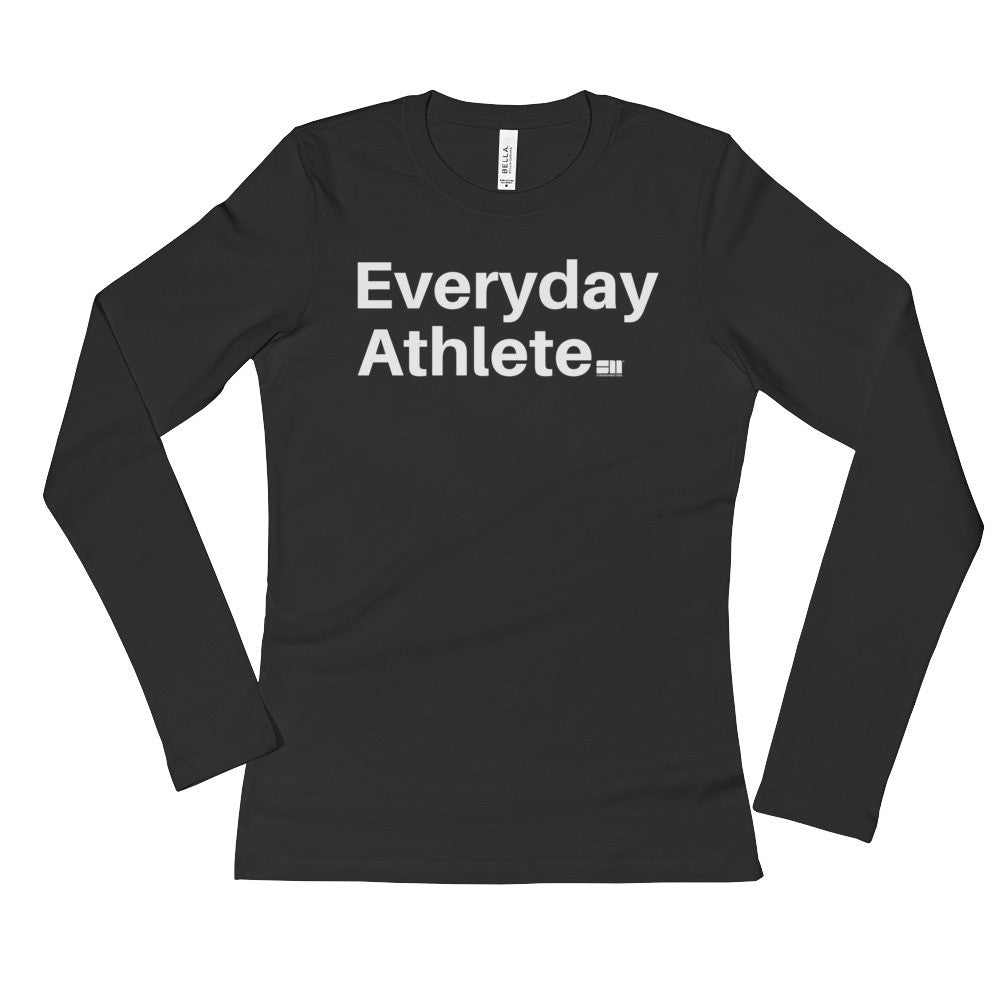 Everyday Athlete® Ladies' Long Sleeve T-Shirt