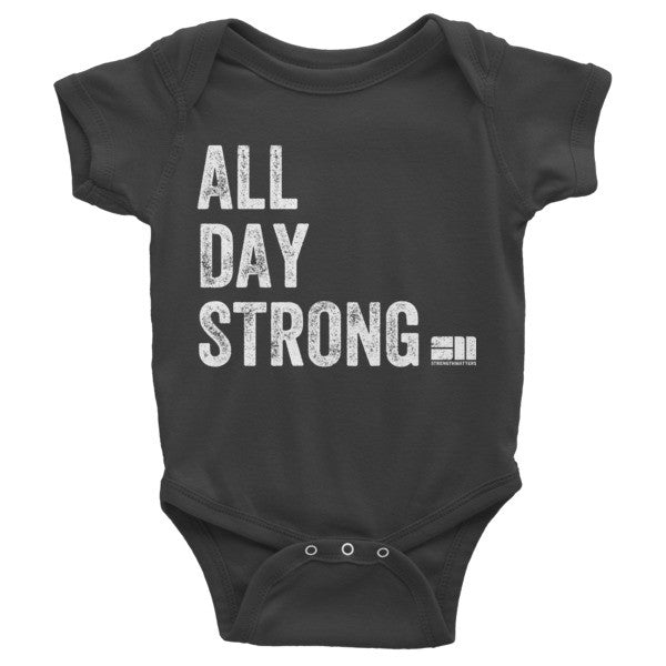 All Day Strong® Baby Onesie