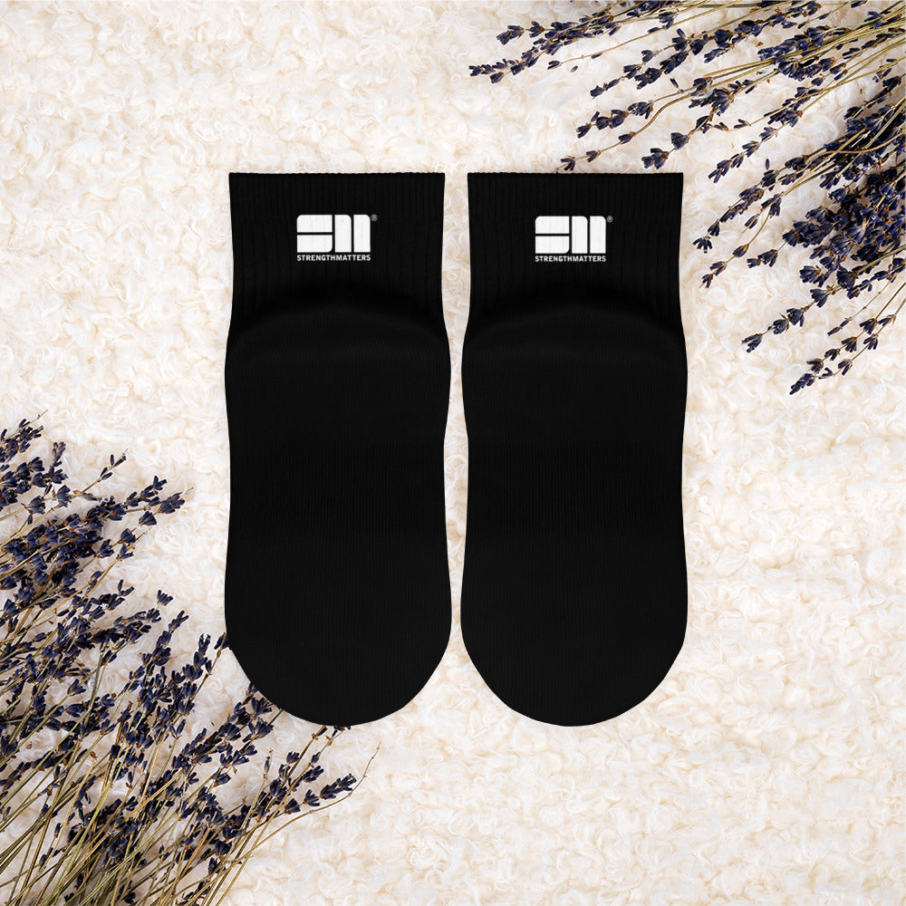 Strength Matters Ankle Socks