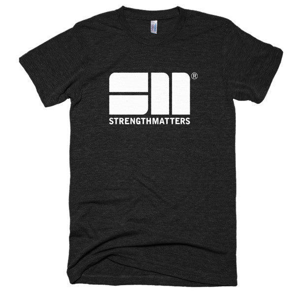 Mens Strength Matters Tri-Blend T-Shirt