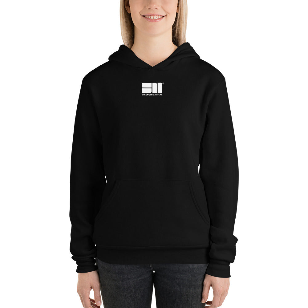 Strength Matters Refined Hoodie