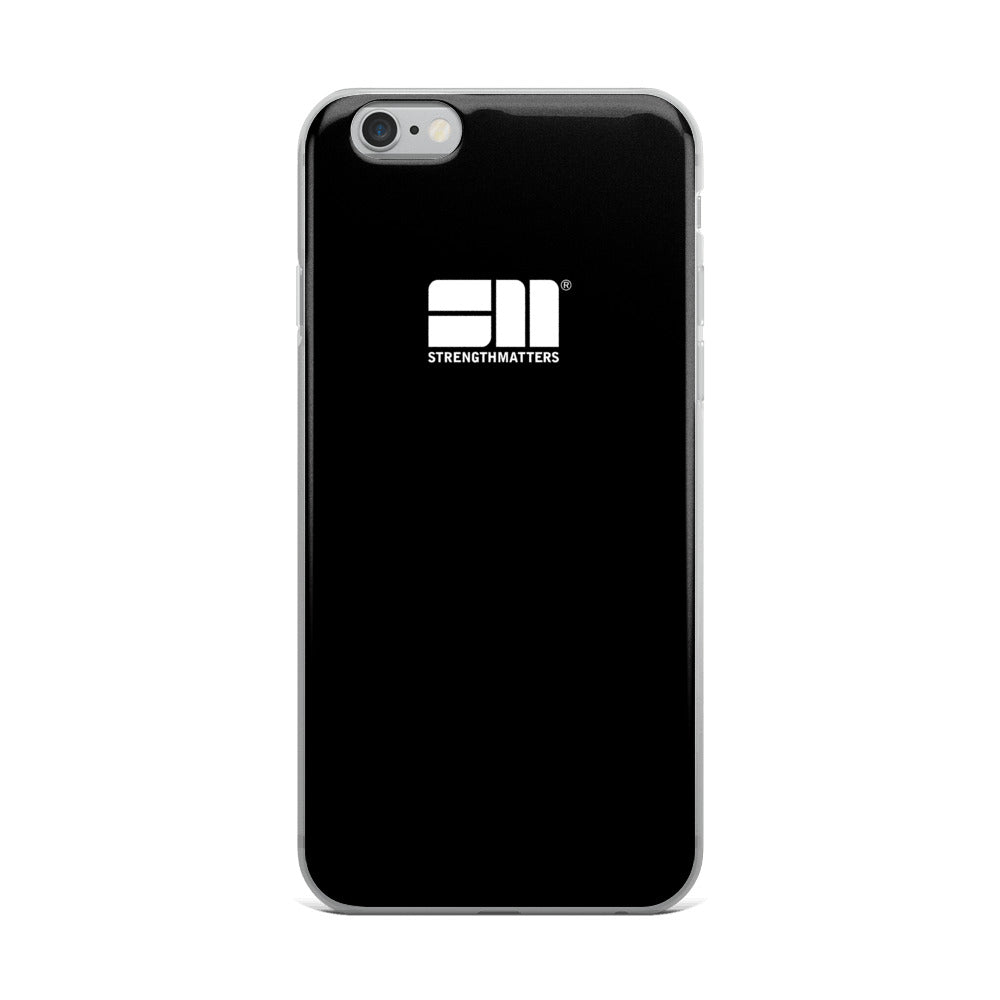 Strength Matters iPhone Case