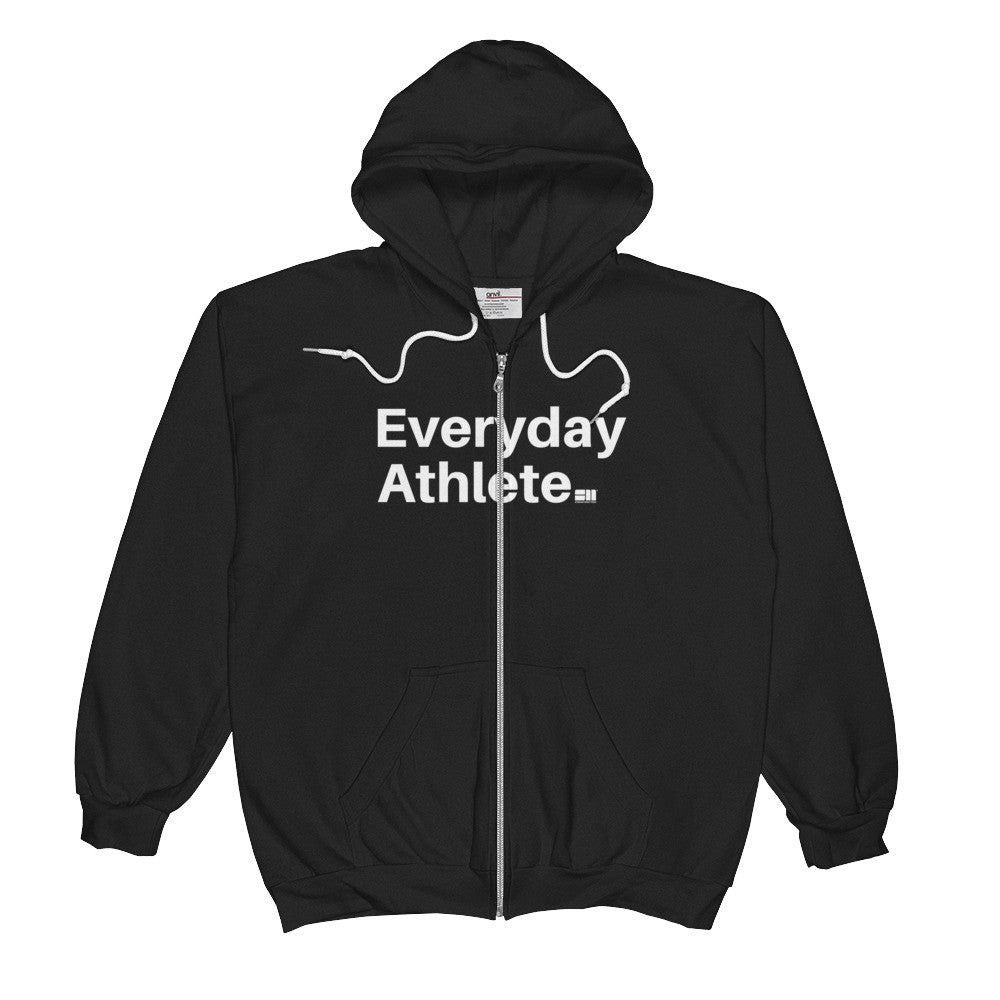 Everyday Athlete® Unisex  Zip Hoodie