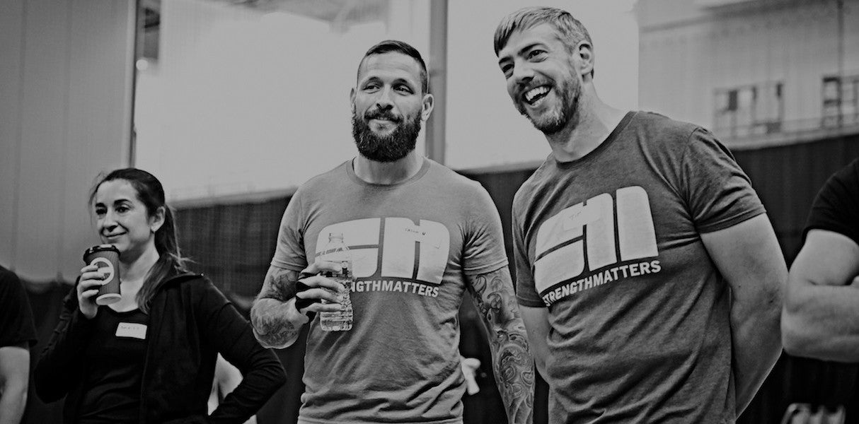 Strength Matters T-Shirts