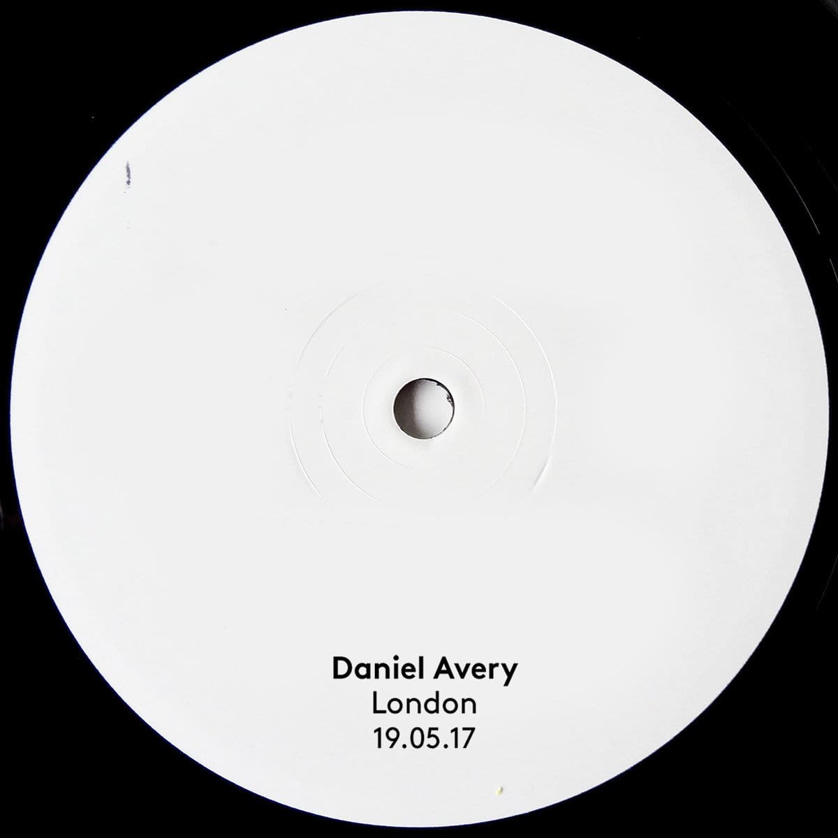 "Exclusive Daniel Avery 7"" Available at Village Underground"