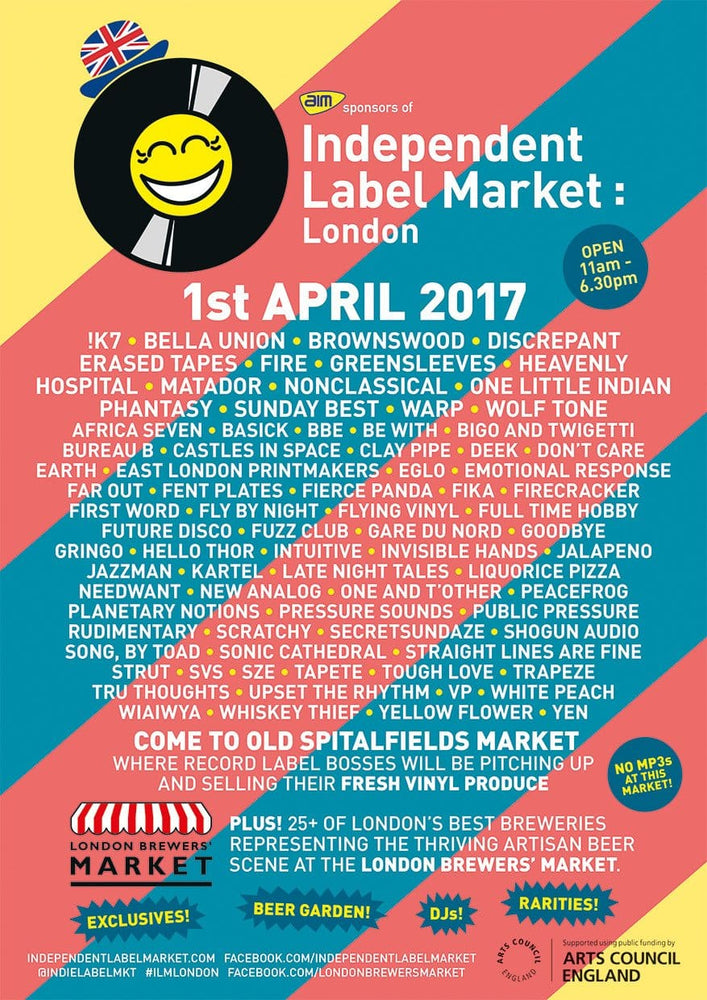 Phantasy Returns to the Independent Label Market!