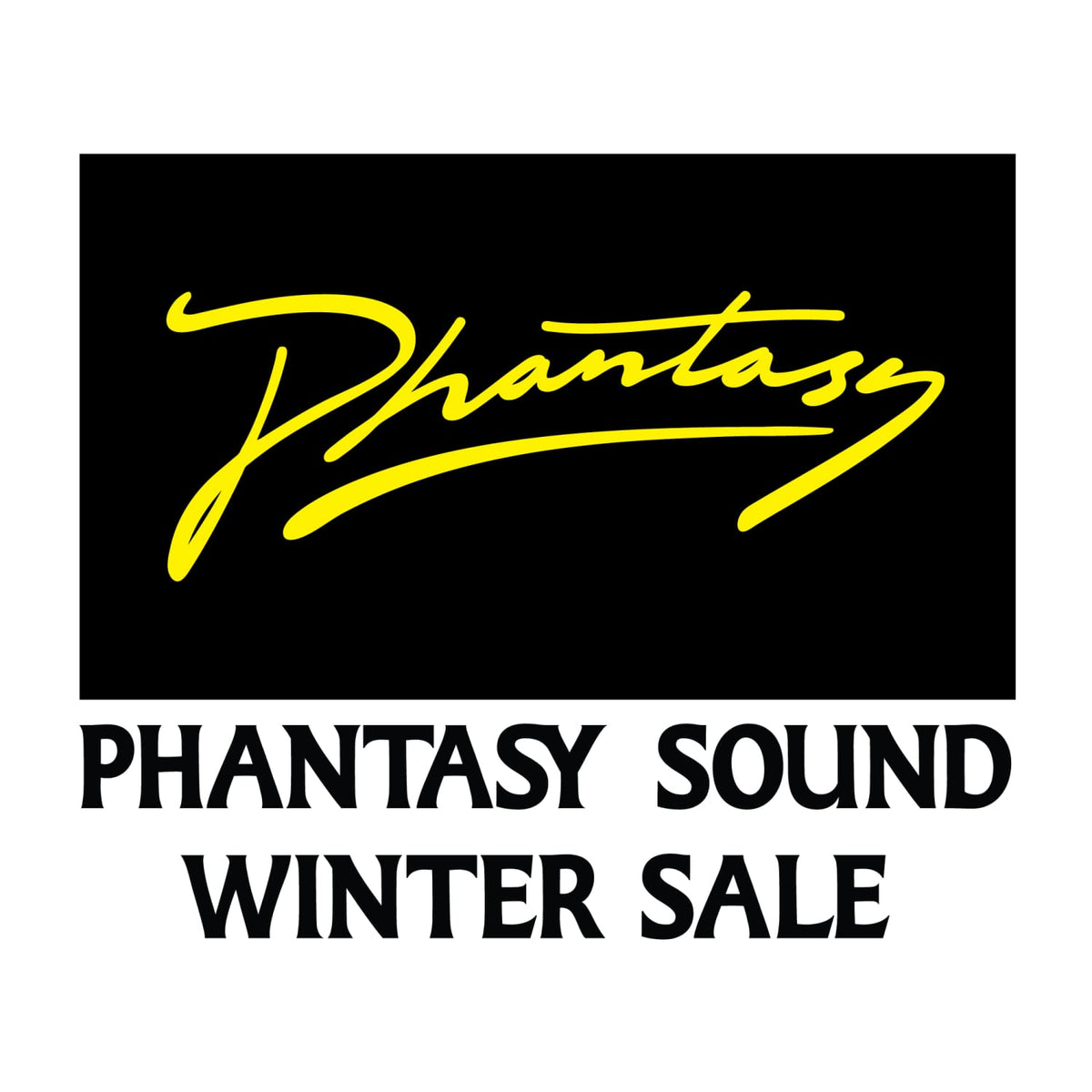 Phantasy Sound Winter Sale