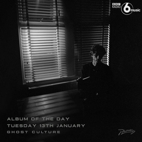 Ghost Culture Is Bbc 6 Musics Album Of The Day