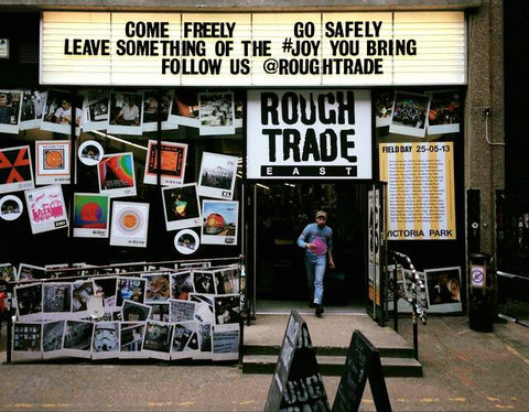 Rough Trade East Instore 1St July: Beyond The Wizards Sleeve
