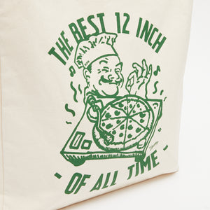 "Pizza 'The Best 12"" Of All Time' Record Bag"