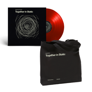 Bundle: Daniel Avery 'Together in Static' LP + Record Bag