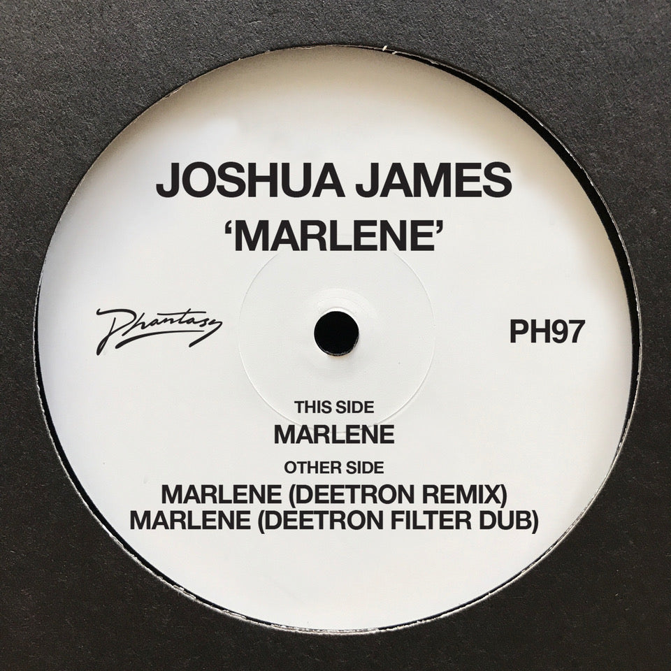 Joshua James - Marlene (w/ Deetron Remix) [PH97]