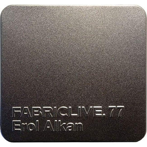Erol Alkan - 'Fabriclive 77' Mix (Signed CD) / CD